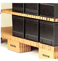 Corrugated Honeycomb Shipping Pallets